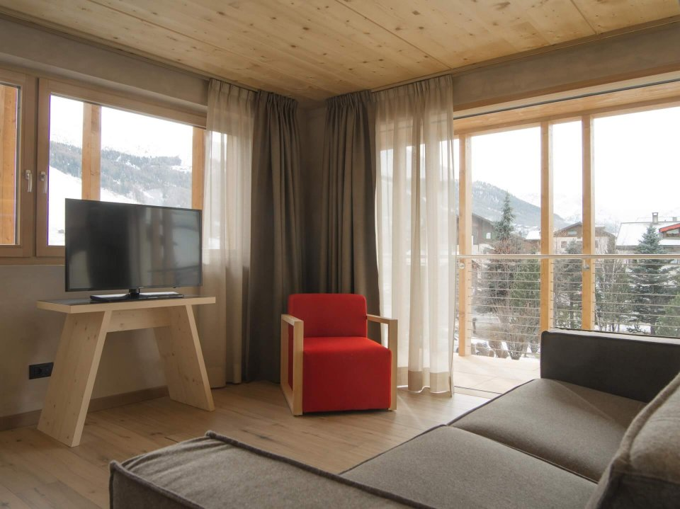 Hotel Spöl - Livigno